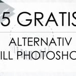5 gratis alternativ till photoshop